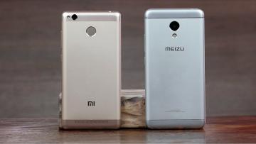 Что лучше Meizu M3 или Xiaomi Redmi 3S