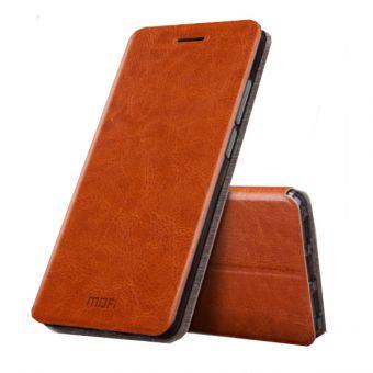 Чехол-книжка Mofi на Xiaomi Redmi 4A коричневый