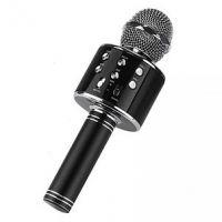 Караоке микрофон-колонка WSTER WS-858