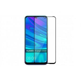 Защитное стекло Full Glue Huaw P Smart 2019 black