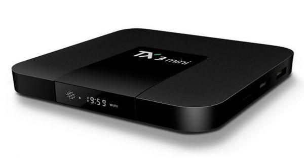 Приставка TV Box TX3 mini S905W 1/8GB
