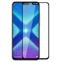 Защитное стекло Full Glue Huawei Honor 8X  black