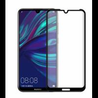 Защитное стекло Full Glue (Black) для Huawei Y6 2019