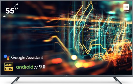 Xiaomi Mi TV UHD 4S 55 International