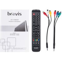Телевизор BRAVIS LED-22D1900 + T2