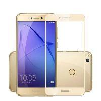 Защитное стекло Full Glue Huawei P8 Lite Gold