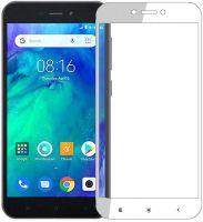 Защитное стекло Full Glue Xiaomi GO white