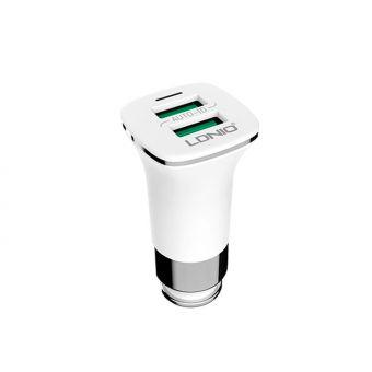 АЗУ LDNIO DL-C301 iPh 4 Smart
