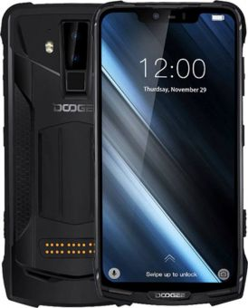 Смартфон Doogee s90 black + power module