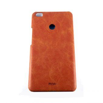 Пластиковый бампер Mofi на Xiaomi Mi Max коричневый