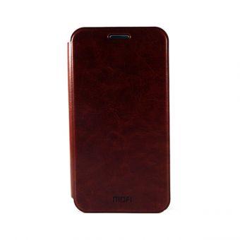 Чехол-книжка Mofi на Xiaomi Redmi Note 3 коричневый