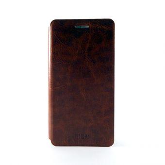 Чехол-книжка Mofi на Xiaomi Redmi 3 коричневый