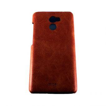 Пластиковый бампер Mofi на Xiaomi Redmi 4 коричневый