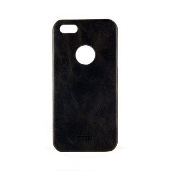 Пластиковый бампер Mofi на iPhone 5S черный