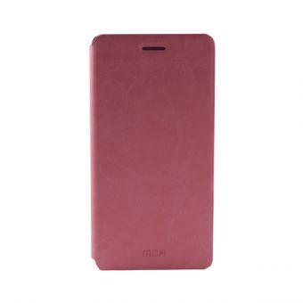 Чехол-книжка Mofi на Lenovo K3 Note / A7000 розовый