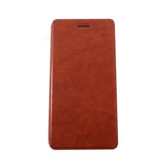 Чехол-книжка Mofi на Lenovo X2 коричневый