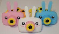 Детский фотоаппарат мишка/зайчик