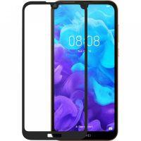 Защитное стекло Full Glue Huawei Y5 2019 black