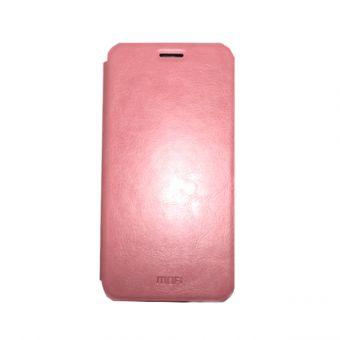 Чехол-книжка Mofi на Lenovo A916 розовый