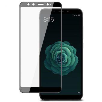 Защитное стекло Full Glue Xiaomi Mi A2/Mi 6x black