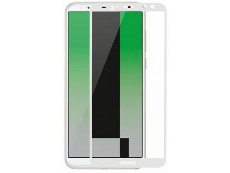 Защитное стекло Full Glue Huawei Mate 10 lite white