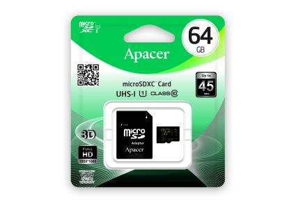 КП Apacer 64 ГБ 10Кл б/п