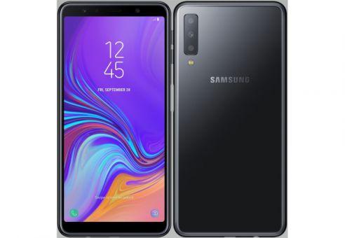 Смартфон Samsung Galaxy A750 4/64 Gb