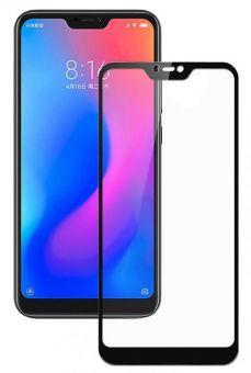 Защитное стекло Full Glue Xiaomi Mi A2 lite black