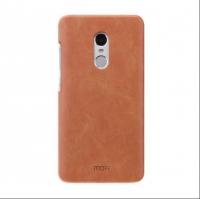 Пластиковый бампер Mofi на Xiaomi Redmi Note 4 коричневый