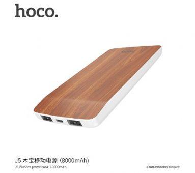 Power Bank Hoco J5 8000 mAp