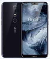 Nokia 6.1 plus (Nokia x6) 4/64gb
