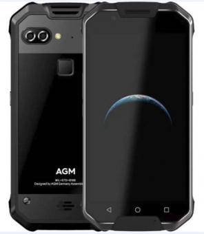 AGM X2 SE Black 6/64Gb