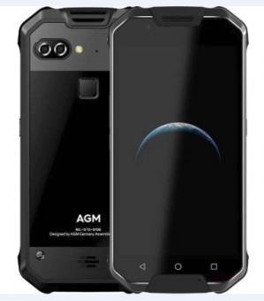 AGM X2 Black Glass 6/128Gb