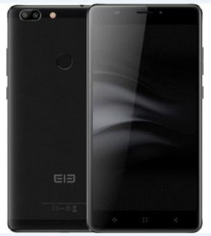 Elephone C1 Max Black