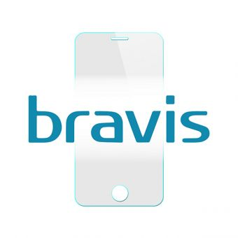Защитное стекло Bravis