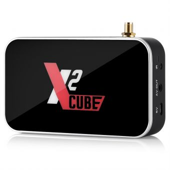 X   TV BOX 2 CUBE 2/16Gb