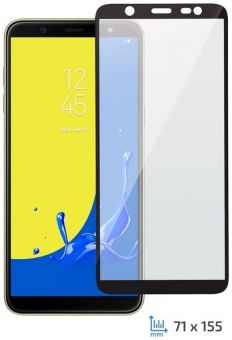 Защитное стекло Blade Full Glue Samsung J8 2018 black