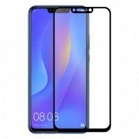 Защитное стекло Full Glue Huawei P Smart+ black