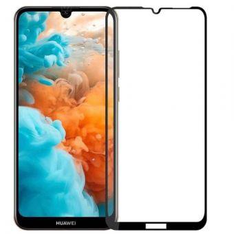 Защитное стекло 3D Huawei Y7 Prime 2019  black