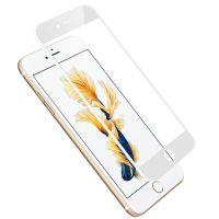 Защитное стекло Full Glue Iphone 6+ white